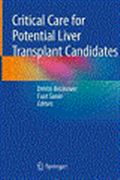 image of Critical Care for Potential Liver Transplant Candidates
