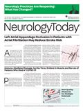 image of Neurology Today