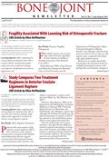 image of Lippincott's Bone and Joint Newsletter