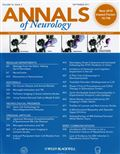 image of Annals of Neurology