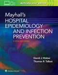 image of Mayhall's Hospital Epidemiology and Infection Prevention