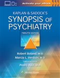 image of Kaplan & Sadock's Synopsis of Psychiatry