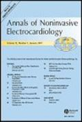 image of Annals of Noninvasive Electrocardiology