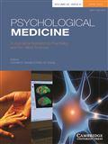 image of Psychological Medicine