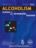 image of Alcoholism: Clinical and Experimental Research