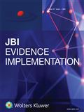 image of JBI Evidence Implementation