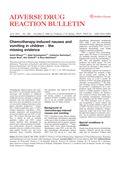 image of Adverse Drug Reaction Bulletin