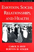 image of Emotion, Social Relationships, and Health
