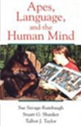 image of Apes, Language, and the Human Mind
