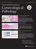 image of International Journal of Gynecological Pathology