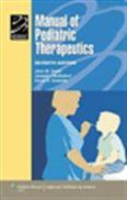 image of Manual of Pediatric Therapeutics