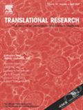 image of Translational Research: The Journal of Laboratory & Clinical Medicine