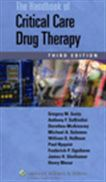 image of Handbook of Critical Care Drug Therapy