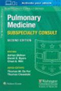 image of Washington Manual Pulmonary Medicine Subspecialty Consult, The