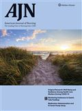 image of AJN The American Journal of Nursing