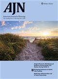 image of AJN The American Journal of Nursing
