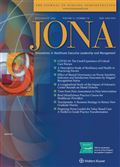 image of Journal of Nursing Administration