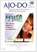 image of American Journal of Orthodontics and Dentofacial Orthopedics