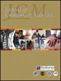 image of Journal of Chiropractic Medicine