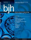 image of British Journal of Haematology
