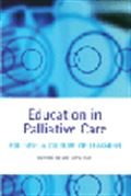 image of Education in Palliative Care: Building a Culture of Learning