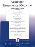 image of Academic Emergency Medicine