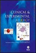 image of Clinical & Experimental Allergy