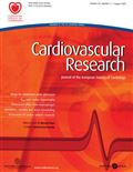 image of Cardiovascular Research
