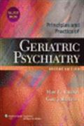 image of Principles and Practice of Geriatric Psychiatry