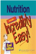 image of Nutrition Made Incredibly Easy!