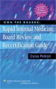 image of Own the Boards: Rapid Internal Medicine Board Review and Recertification Guide
