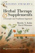 image of Winston & Kuhn's Herbal Therapy and Supplements: A Scientific and Traditional Approach