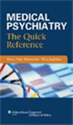 image of Medical Psychiatry: The Quick Reference