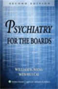 image of Psychiatry for the Boards