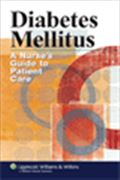 image of Diabetes Mellitus: A Nurse's Guide to Patient Care