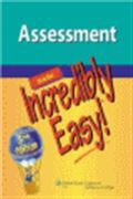 image of Assessment Made Incredibly Easy!