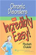 image of Chronic Disorders: An Incredibly Easy! Pocket Guide