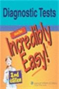 image of Diagnostic Tests Made Incredibly Easy!