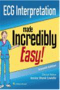 image of ECG Interpretation Made Incredibly Easy!