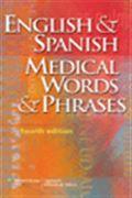 image of English & Spanish Medical Words & Phrases
