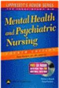 image of Lippincott's Review Series: Mental Health and Psychiatric Nursing