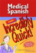 image of Medical Spanish Made Incredibly Quick!