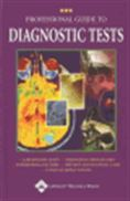 image of Professional Guide to Diagnostic Tests