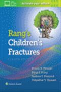 image of Rang's Children's Fractures