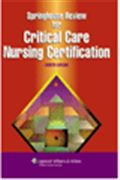 image of Springhouse Review for Critical Care Nursing Certification