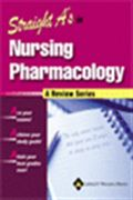 image of Straight A's in Nursing Pharmacology