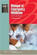 image of Manual of Emergency Medicine