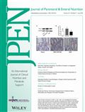 image of Journal of Parenteral and Enteral Nutrition