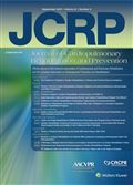 image of Journal of Cardiopulmonary Rehabilitation and Prevention
