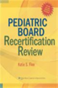 image of Pediatric Board Recertification Review